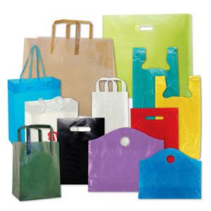 Виды пластиковых пакетов