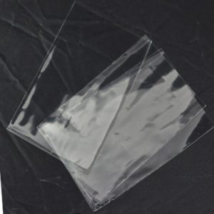 Полипропиленовый пакет без клапана