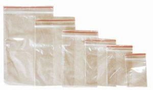 Пакеты с замком зип-лок