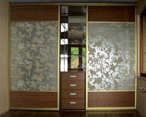 Декоративные пленки для шкафа под стекло