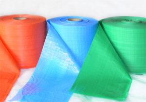 Цветное полипропиленовое полотно