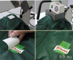 Печать на термопреинтере